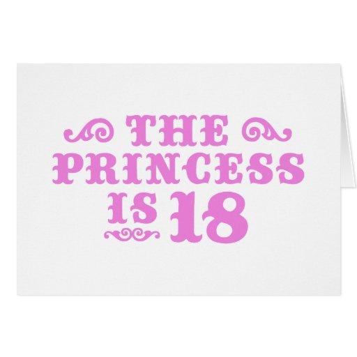 18th Birthday Princess Gifts