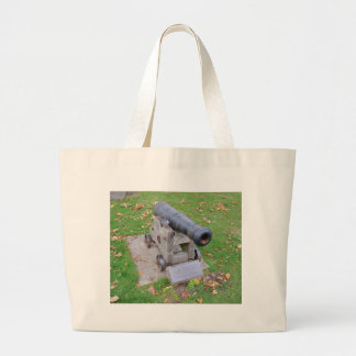 18th Century Cannon Tote Bags