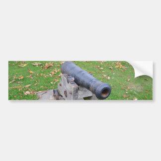 18th Century Cannon Bumper Sticker