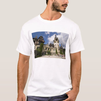 18th Century Peles Castle, Sinaia, Romania, 2 T-Shirt