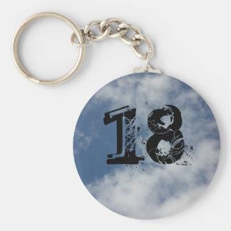 18th key ring