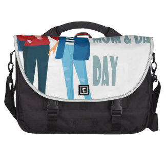 18th March - Forgive Mom & Dad Day Computer Bag
