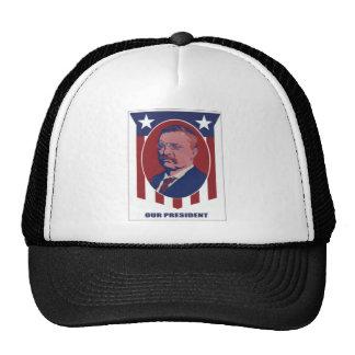 1900 Roosevelt Trucker Hats
