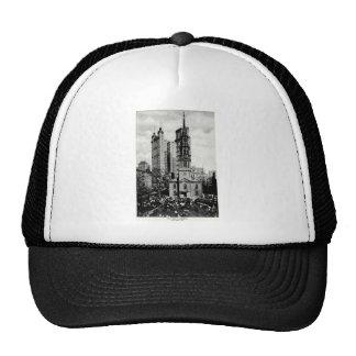 1900 St Paul s Chapel New York City Trucker Hat