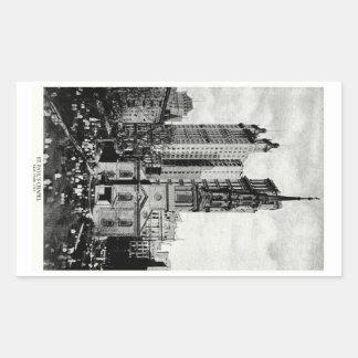 1900 St Paul s Chapel New York City Stickers