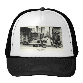 1900 Wall Street Hat