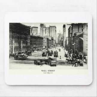 1900 Wall Street Mousepads