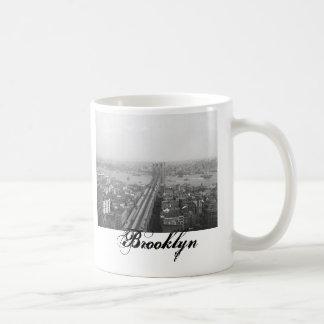 1901 Brooklyn Bridge NY Mug