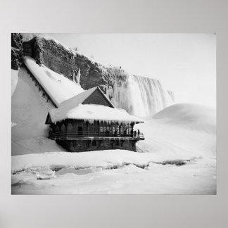 1901 Niagara Falls Poster