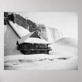 1901 Niagara Falls Print