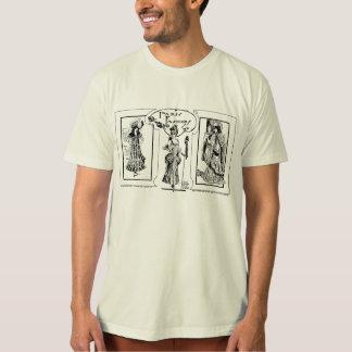1901 Paris Fashions Illustration Shirt