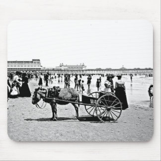 1902  Atlantic City Beach Mousepad