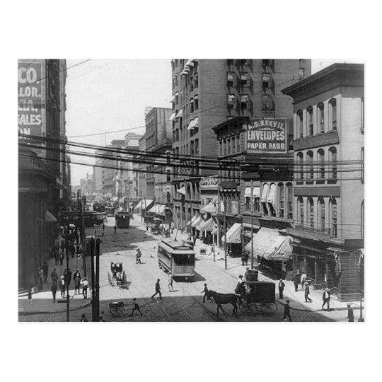 1903 4th St St. Louis Missouri Postcard