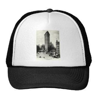 1903 Flatiron District, New York City Cap