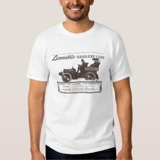 1904 Locomobile classic car t-shirt