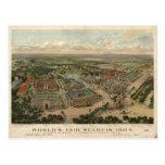 1904 St. Louis World's Fair Post Cards