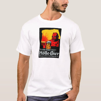 1905 German Beer Poster T-Shirt