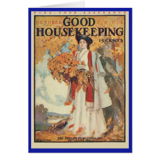 1905 Good Housekeeping Greeting Card