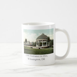 1906 Entrance to Zoo, Wilmington, DE Coffee Mug