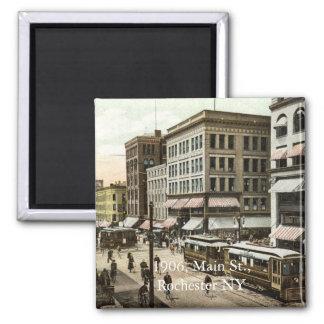 1906, Main St., Rochester NY Magnet