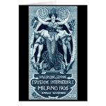 1906 Milan International Expo Cards