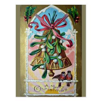 1907 Christmas Post Card
