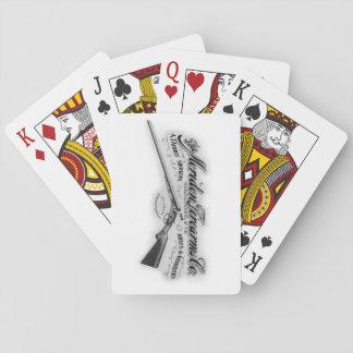 1908 Logo Playing Cards