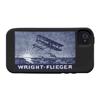 1909 Wright Brothers Aircraft iPhone 4/4S Case