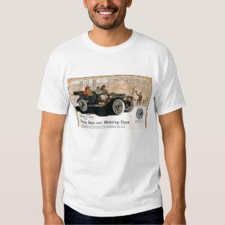 1911 Chalmers magazine automobile advertisement Tee Shirt