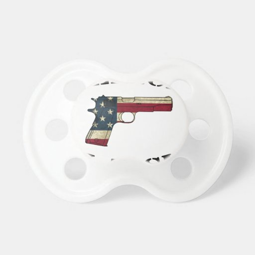 1911 CLASSIC BLACK.png Pacifier