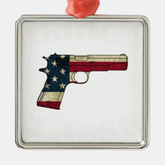 1911 CLASSIC WHITE.png Christmas Ornament