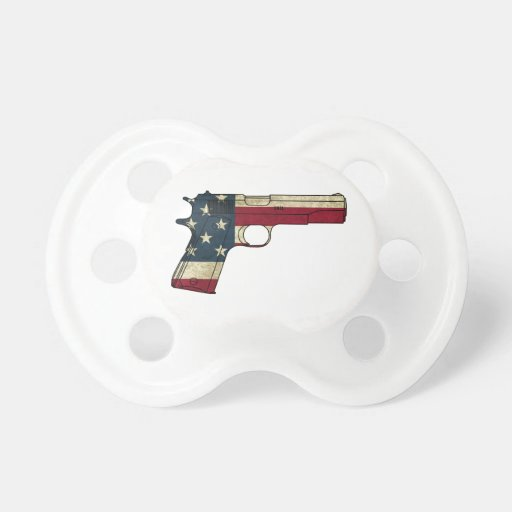 1911 CLASSIC WHITE.png Baby Pacifiers