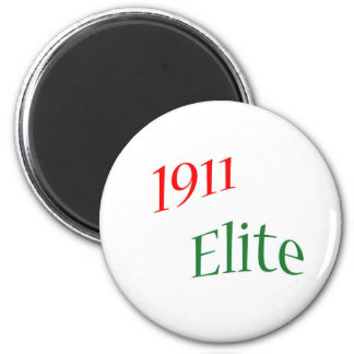 1911 Elite Fridge Magnets