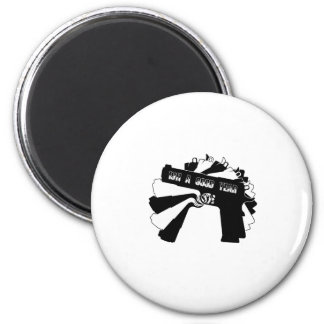 1911 Firearm ( A Good Year ).png 6 Cm Round Magnet