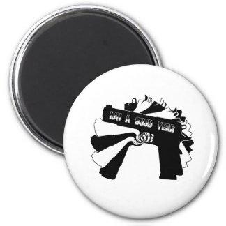 1911 Firearm ( A Good Year ).png Fridge Magnets