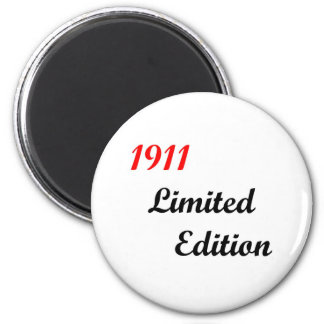 1911 Limited Edition Fridge Magnet