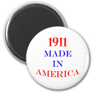 1911 Made in America Refrigerator Magnets