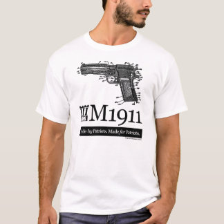 1911 No.2 - front only T-Shirt