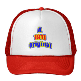 1911 Original Bl Red Hat