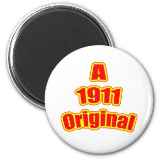 1911 Original Red Refrigerator Magnet