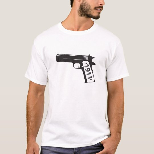 1911 silhouette T-Shirt