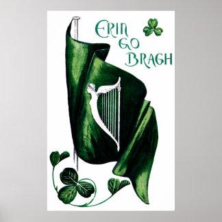 1912 Ireland Forever Print