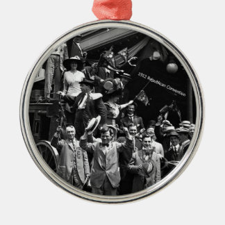 1912 Republican National Convention, Chicago, IL Christmas Ornament