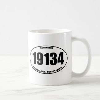 19134 - Kensington Philadelphia, PA Coffee Mug