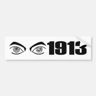 1913 Big Brother bumper stickers