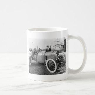 1913 Race Car Basic White Mug