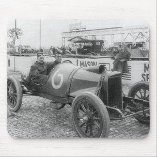 1913 Race Car Mouse Mat