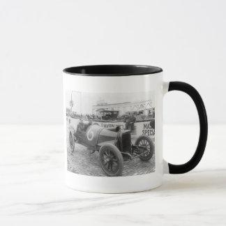 1913 Race Car Mug