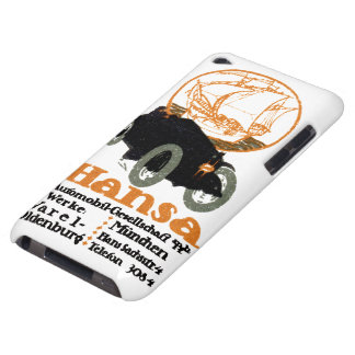 1914 Hansa Automobile Barely There iPod Cover