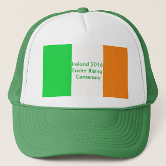 1916 Irish image for Trucker-Hat Trucker Hat